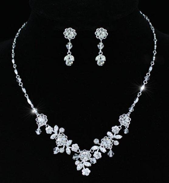 7926183d2 Svadobná bižutéria, náramky, náhrdelníky a svadobné sety